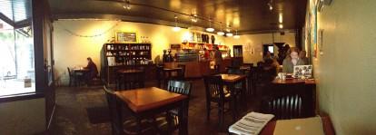 Cafe Vita in Northeast Portland Oregon
