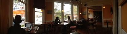 Vivace Cafe in Northwest Portland Oregon