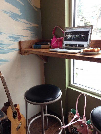 Pip's Original Bar & Standing Desk