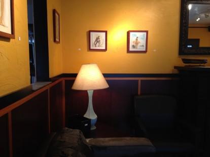Speedboat Coffee, Living Room